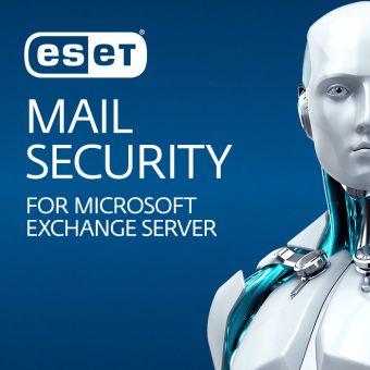ESET Mail Security для Microsoft Exchange Server newsale для 25 почтовых ящиков